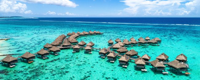 X-mas and NYE flights from Paris to Papeete, French Polynesia for €982!