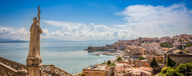 July! 7 nights at top rated 4* hotel in Neapolitan Riviera + flights from Manchester for £180!