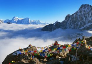 5* Qatar Airways: Cheap flights from Izmir to Nepal for only €339!