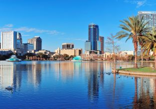 Cheap non-stop flights between Charlotte and Orlando for only $60!