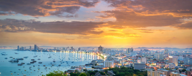 11-night Pattaya getaway incl. top-rated 4* hotel & 5* Qatar Airways flights from Budapest for €495!