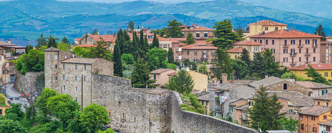 Summer! Top-rated 4* hotel in Perugia, Italy for only €29! (€14.5/£13 per person)