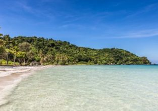 10-night B&B stay in beachfront bungalows in the exotic Phu Quoc Island + flights from London for £369!