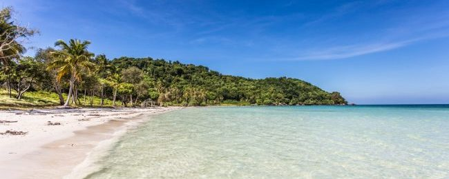 11-night B&B stay at beachfront resort in the exotic Phu Quoc Island + flights from London for £428!