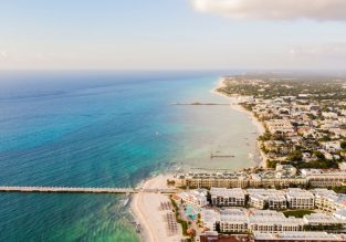 Mexico beach holiday! 7 nights in top-rated apartment in Playa del Carmen + cheap flights from Paris for €441!