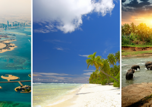 Belgrade to exotic Addu Atoll, Maldives for only €494! 3 in 1 with Sri Lanka and Qatar for €124 more!