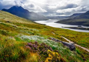 Cheap flights from California to the Scottish Highlands for only $445!