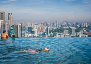 Cheap flights from the Baltics to Singapore from only €388!