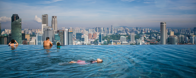 Cheap flights from the Baltics to Singapore from only €391!