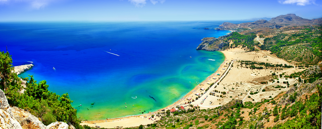 LAST MINUTE: 7 nights at top-rated hotel in Rhodes + flights from UK from £148!