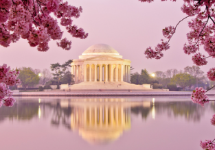 Summer! Cheap non-stop flights from Amsterdam to Washington for just €288!