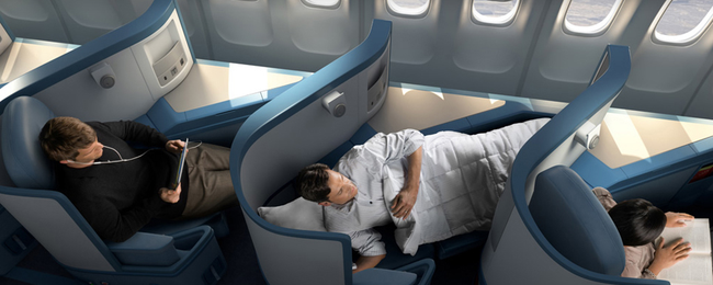 XMAS & NEW YEAR: Business Class flights from London to many US cities from £775!