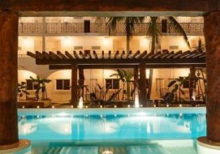 7-night B&B stay in top-rated 4* hotel in Playa del Carmen, Mexico + flights from Amsterdam for €495!