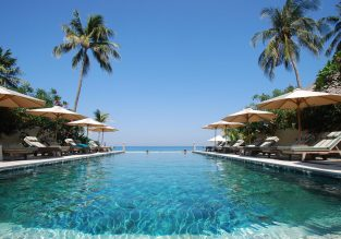 Top rated 4* Puri Mas Boutique Resort & Spa in Lombok for only €42! (€21/ £18 pp)