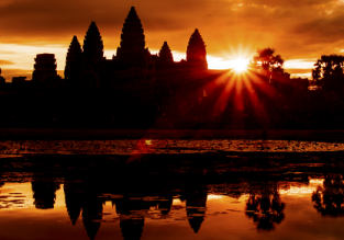 Discover Angkor Wat! 4-night B&B stay in top-rated hotel in Siem Reap + non-stop flights from Hong Kong for $136!