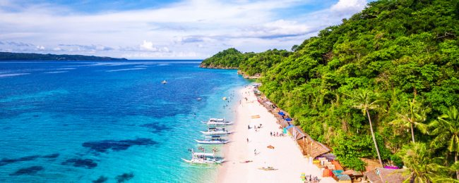 Cheap flights from Amsterdam to the Philippines, Indonesia, Myanmar or Cambodia from just €347!