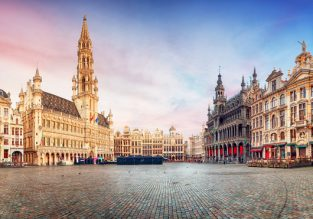 Summer! 4* First Euroflat Hotel Brussels for only €57! (€28.5/ £25 pp)