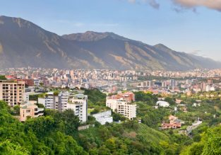 Cheap non-stop flights from Tenerife to Caracas, Venezuela for only €245!