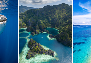 MEGA EXOTIC Philippines island hopper from Germany from €548! Visit Cebu, Coron, Palawan (El Nido), Luzon, Panay, Boracay, Negros, Panglao, Bohol, Siargao and Mindanao!