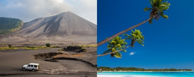 EXOTIC! Australia, Vanuatu, Fiji and New Zealand in one trip from London from £786!