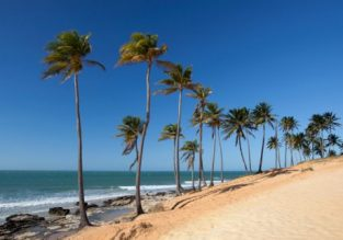 CHEAP! KLM flights from Amsterdam + first 2 nights B&B stay in 4* beach hotel Fortaleza, Brazil for €361!