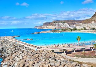LAST MINUTE: 7 nights at very well-rated hotel in Gran Canaria + flights from Aberdeen for just £185!