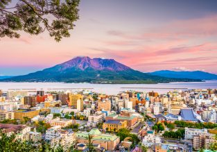 4* Best Western Rembrandt Kagoshima Resort in Kyushu, Japan for only €35! (€17.5/ £15 pp)