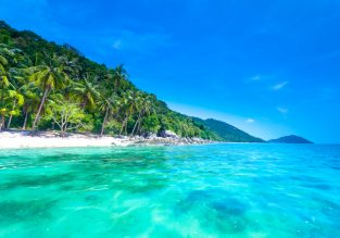 Cheap flights between Bangkok and Surat Thani (gateway to Koh Samui) for $42 incl. checked bag!