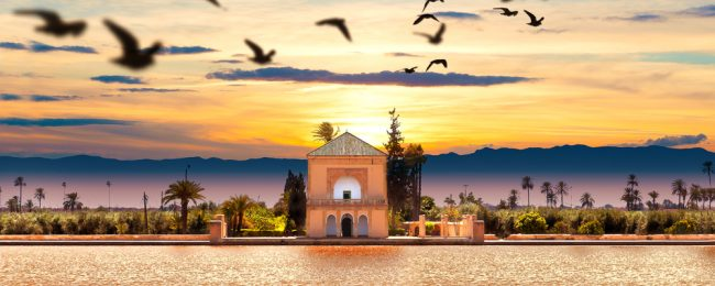 7-night B&B stay in top-rated riad in Marrakech + flights from Budapest for €126!