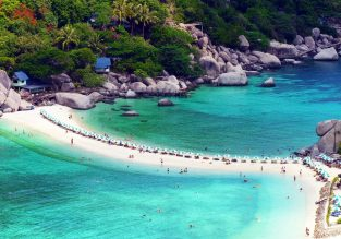 5* Qatar Airways flights from Malaga to Thailand, Indonesia or Vietnam from only €411!