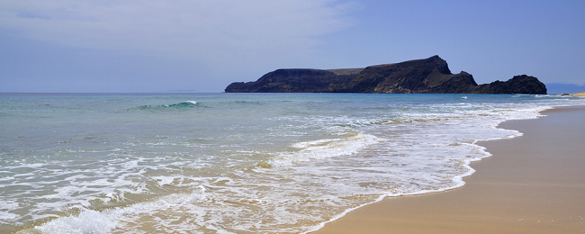 Cheap non-stop flights from London to Porto Santo, Madeira for £29!