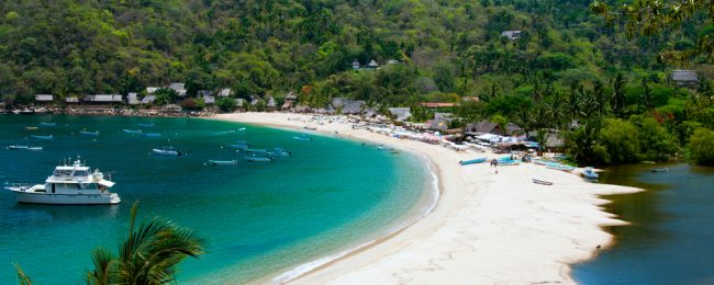 Cheap non-stop flights from the UK to Puerto Vallarta in Mexico's Pacific coast from only £299!