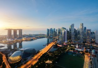Cheap flights from Ukraine to Singapore from just €382!