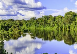 Exotic! Non-stop flights from Amsterdam to Suriname from €449!