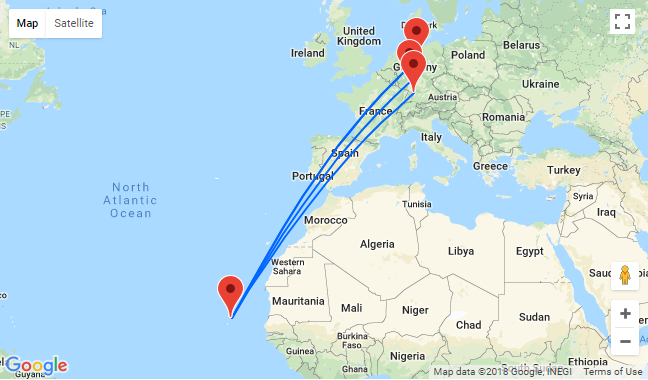 Last Minute: Cheap flights from Germany to Cape Verde for only €178!