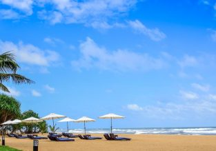 Easter! Double room in 5* beach resort in Sri Lanka from only €16.50 / $18 per person!