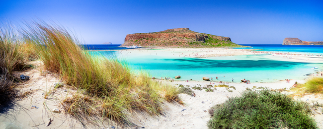May & June! Stay at top-rated 4* resort in Crete from just €30/night! (€15/£13 pp)