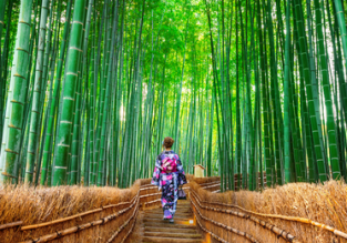 Cheap flights from London to many Japanese cities from only £365!