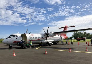 Fly4free flight report: Air Tahiti Island Hopper PPT-MOZ-BOB-HUH-PPT (ATR-72)