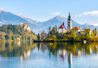 NYE! Cheap flights from Belgium to Slovenia or vice-versa from only €19!