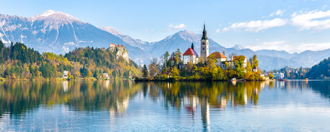 Cheap Spring flights from Belgium to Slovenia or vice-versa from only €19!