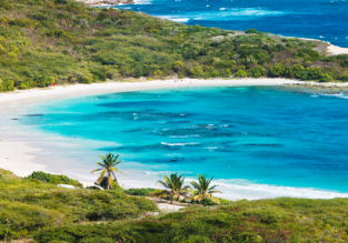 Spring escape in Antigua & Barbuda! 7-night stay at well-rated aparthotel + direct flights from New York for $467!