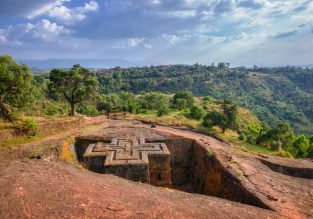 Cheap flights from Amsterdam to Addis Ababa, Ethiopia from only €289!