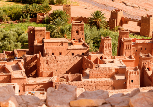 HOT! Cheap non-stop flights from Germany to Morocco for only €7!