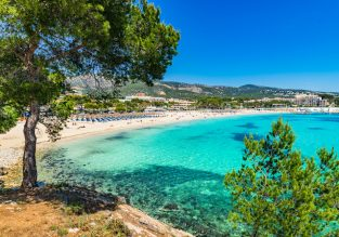 5-night stay in well-rated resort in Mallorca + cheap flights from Vienna for just €106!