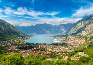 4-night stay at top-rated apartment on breathtaking Kotor Bay, Montenegro + car hire & cheap flights from London for just £112!