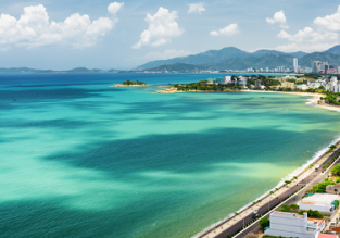 Discover Vietnam! Cheap flights from Frankfurt to Nha Trang for only €400!