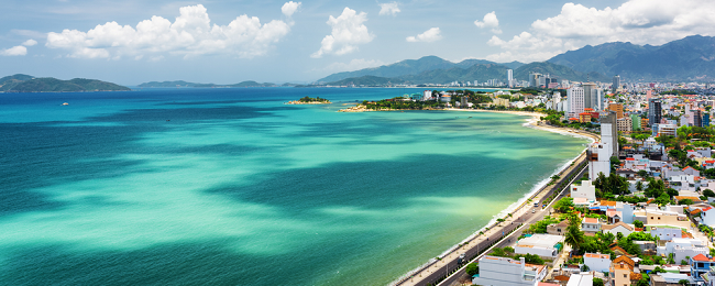 7-night B&B stay in top-rated hotel in Nha Trang + flights from Hong Kong for $161!