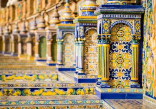 Late Summer! 4 nights at very central apartment in lovely Seville + cheap flights from French cities from just €120!