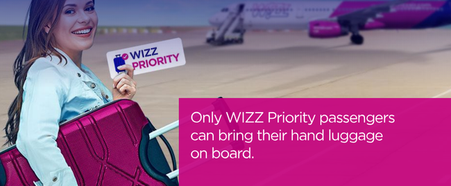 Wizz Air Hand Luggage Policy Changes For Passengers Without Wizz Priority